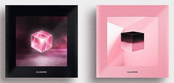Blackpink Square Up Cd Nuevo Importado Asiatico