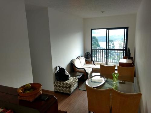 Rrcod3440 - Apartamento Condominio Viva Mais - 59mts - 02  Dorms - 01 Vaga - Oportunidade - Ótima Localização - Rr3440 - 69344922