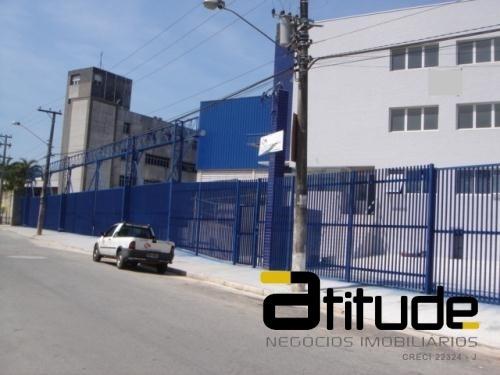 Imagem 1 de 15 de Galpão 2.914.30 Jardim Alvorada Em Jandira - 299
