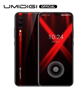 Nuevo Celular Umidigi X 4+128gb Dualsim 48+5mp 6.35 Factura
