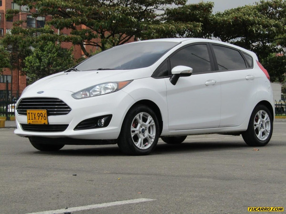 Ford Fiesta Se Mt 1600cc Aa 7ab Abs Tc