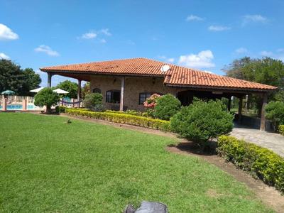 Fazenda Com 8 Dormitórios À Venda, 870000 M² Por R$ 3.800.000,00 - Jundiacanga - Araçoiaba Da Serra/sp - Fa0001