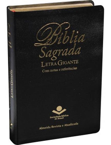 Livro - Bíblia Sagrada (letra Gigante)