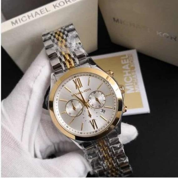 Relógio Feminino Michael Kors Mk8306 Original Novo