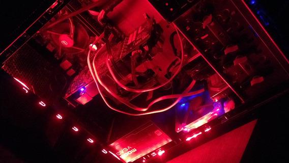 Pc Gamer Intel I5 4590 8gb 7950 3gb 384bits Hd 1tb + Brindes