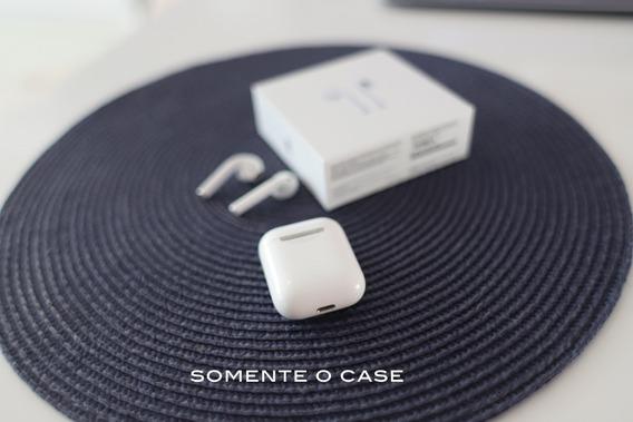 Case Original Apple Airpod Primeira Geração Com Nf De Origem