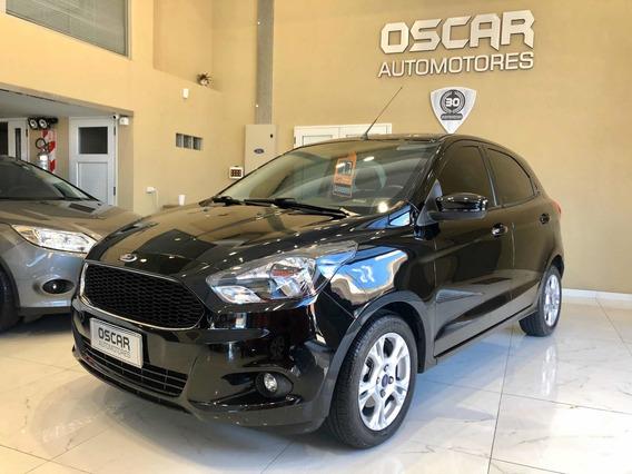 Ford Ka 1.5 105cv Sel 5p Full Llantas Año 2017 Negro =0km