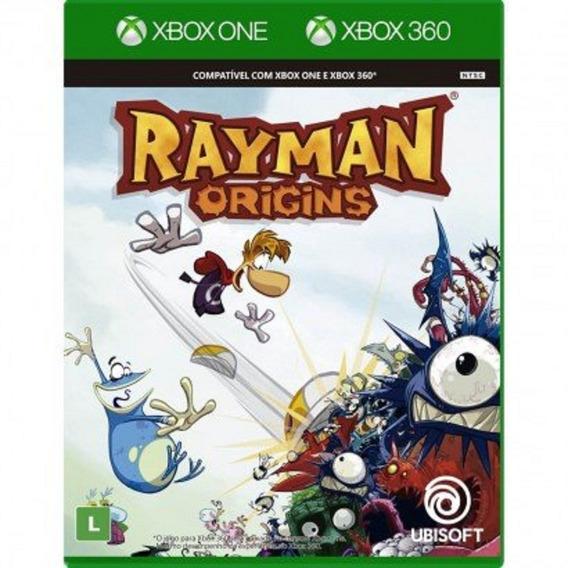 Jogo Xbox One Rayman Origins - Game Xbox One