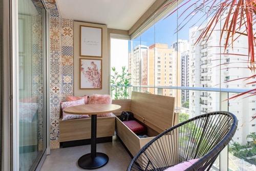 Imagem 1 de 15 de Apartamento - Brooklin - Ref: 10014 - V-13007747