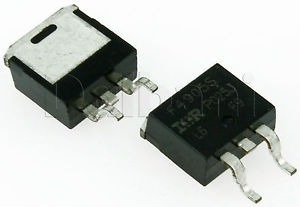 4 Unidades Transistor Irf4905 Power Mosfet 55v 74a To-263