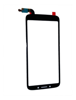 Touch Motorola Moto E5 Play Dourado E Preto Novo