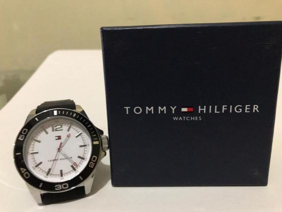 Reloj Tommy Hilfiger Negro Hombre
