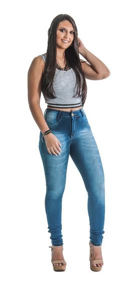 Kit 10 Calças Jeans Feminina Laycra 3% Revenda Atacado