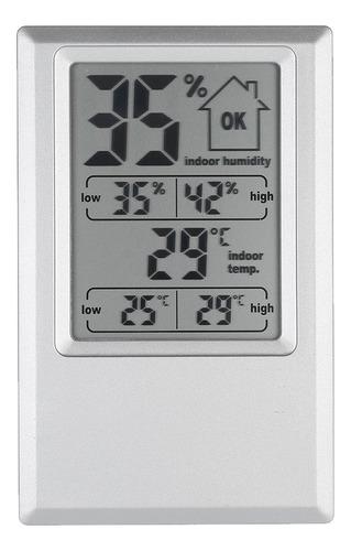 Minkissy Term/ómetro de Cuerpo Basal Term/ómetro Digital para Monitor Aleatorio de Temperatura de Beb/és Y Adultos