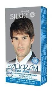 Policrom For Men Castaño Natural