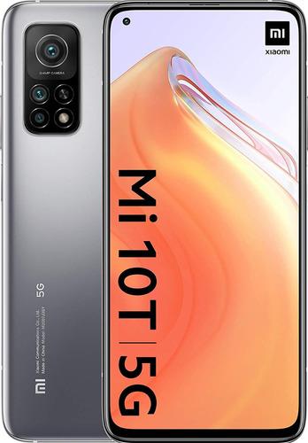 Imagen 1 de 1 de Xiaomi Mi 10t - 6 Gb + 128 Gb + Dual Sim + 12m   -promo 2021
