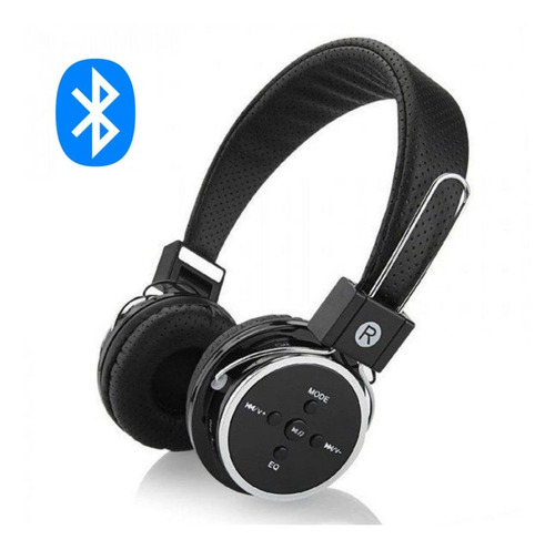 Fone De Ouvido Sem Fio Bluetooth Mp3