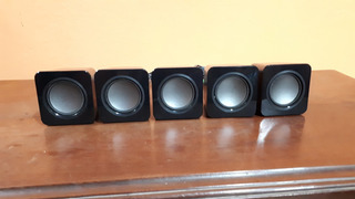 Vendo 5 Parlantes Para Home Theater Philips Htd3509