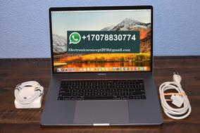 Macbook Pro 15 Pre Retina / Core I7 / 16gb / 1tb / Osx 2018