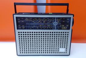 Radio Alemão Itt Schaub-lorenz: Tiny Elect. 107 Funcionando