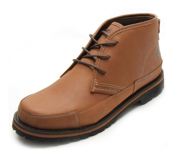 Zapato Borcego Bota Hombre Cuero Premium Timberland