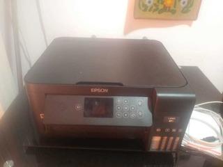 Impresora Multifunción Inalámbrica Epson Ecotank L4160