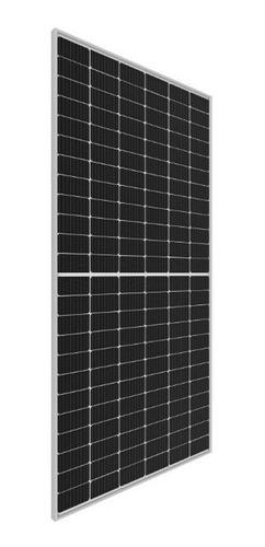 Imagem 1 de 6 de Placa Solar Painel Modulo Fotovoltaico 490w Canadian Solar