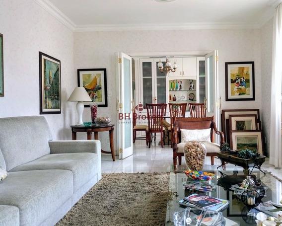 Apartamento De 4 Quartos, 140m² À Venda No Sion Por R$ 970.000 - 18621
