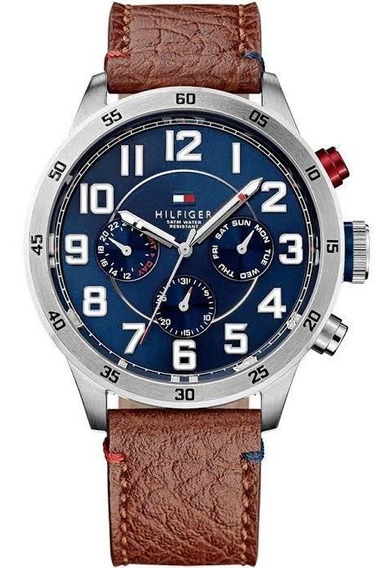 Reloj Tommy Hilfiger 1791066,hombre Sofisticado