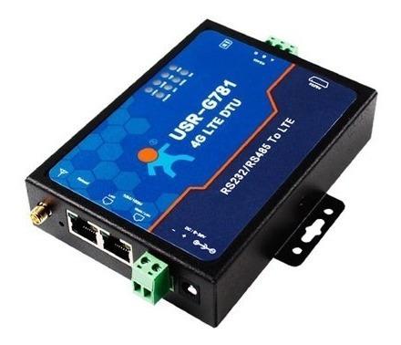 Usr G781 Au Industrial Lte Modem Ethernet Rs485 Vpn 4g 3g 2g