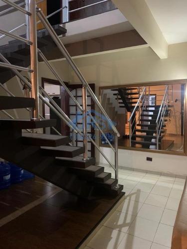 Chácara Com 5 Dormitórios À Venda, 1460 M² Por R$ 1.500.000,00 - Jardim Rancho Alegre - Santana De Parnaíba/sp - Ch0047