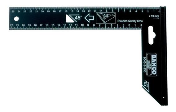 Escuadra Metalica Bahco 9045-b-300 300mm X 170mm