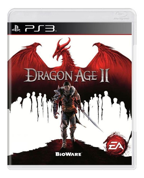 Dragon Age Ii Ps3 Mídia Física Pronta Entrega