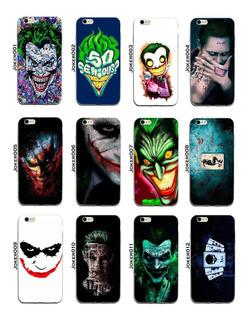 Funda Case Jelly Lg Q6 Plus Prime Joker Villano Comic Tpu
