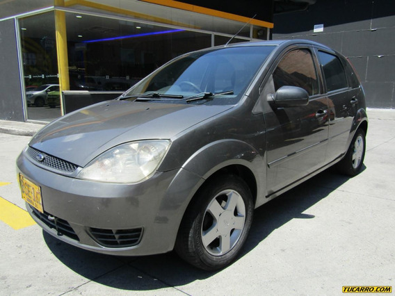 Ford Fiesta Supercharger Mt 1000cc