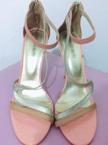 Sapato De Salto Fino