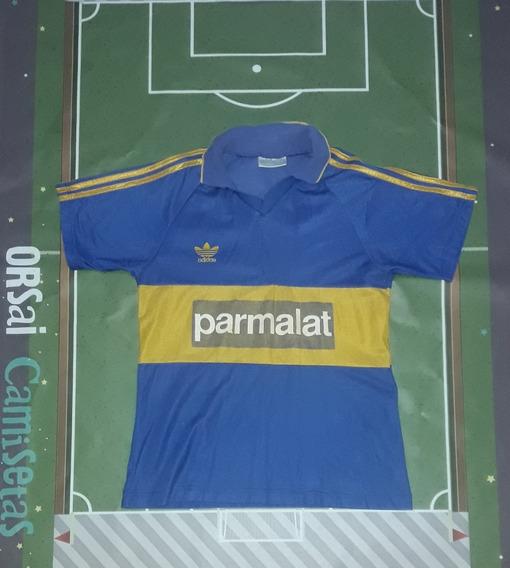 Camiseta De Boca Juniors adidas Parmalat Titular