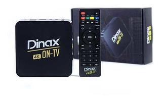 Conversor Tv 4k Dinax