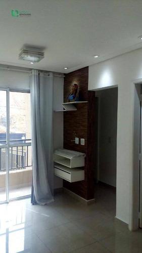 Lindo Apartamento Pronto Para Entrar! - Ap0833