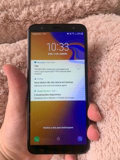 Celular Samsung J4 Perfeito