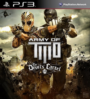 Army Of Two The Devils Cartel Devil S Ps3
