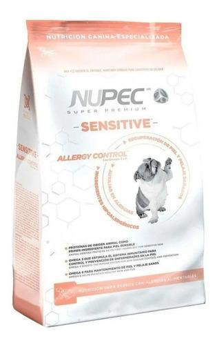 Imagen 1 de 3 de Alimento Nupec Sensitive 8kg