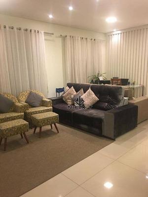 Apartamento Com 3 Suites Para Locação, 149 M² No Condomínio Edifício Jardins De Tamboré - Alphaville - Sp - Ap0204