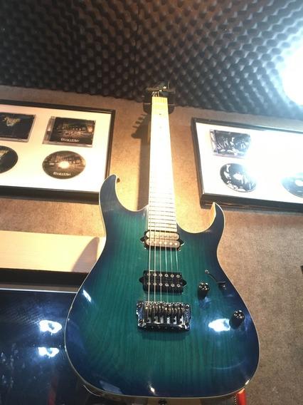 Guitarra Ibanez Prestige Rg 652 Ahm Com Case
