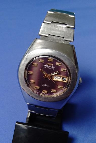 Relógio Technos Galaxy Automático