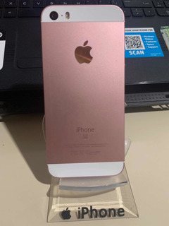 Apple iPhone Se 32 Gb Ouro Rosa