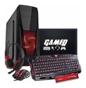 Pc Cpu Gamer Amd A4 / 8gb / 1tb / Radeon 8470d 2gb/ Hdmi/
