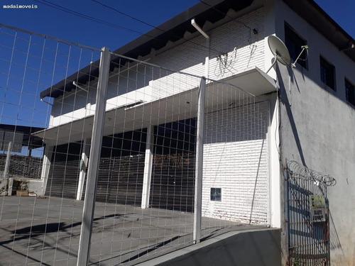 Imagem 1 de 6 de Galpão Para Venda Em Mogi Das Cruzes, Mogi Moderno, 3 Banheiros, 4 Vagas - 3133_2-1195774