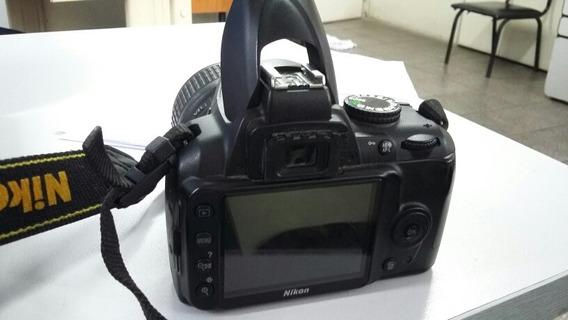 Câmera Nikon D3000 Semi Nova Funcionando