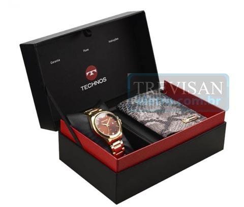 Relógio Technos Elegance Dress 2115po/k4m